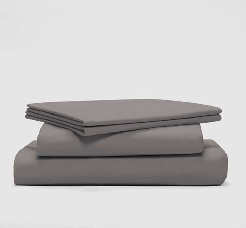 esleep set | storm grey | bedface