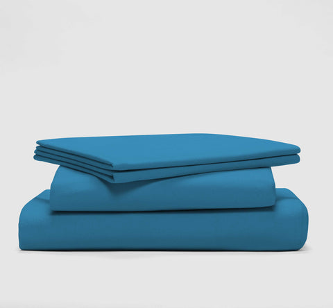 esleep set | coastal blue | bedface