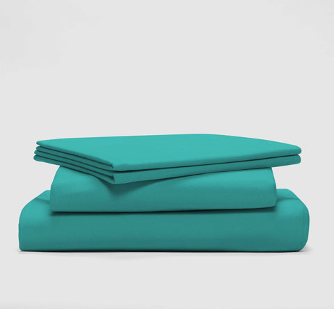 esleep set | aqua | bedface
