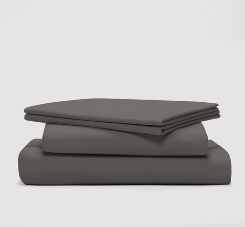 esheet set | moonrock grey | bedface