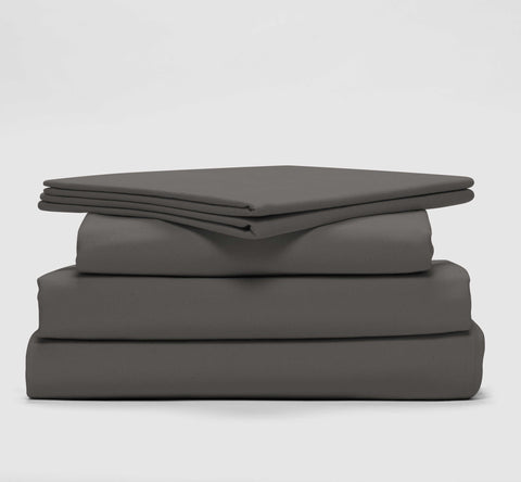 esuper sleep set | moonrock grey | bedface