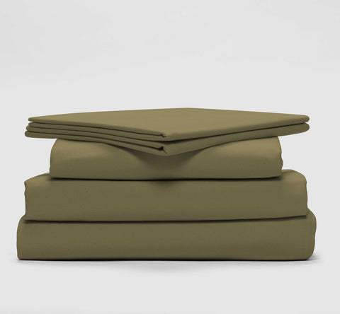 esuper sleep set | commando olive | bedface