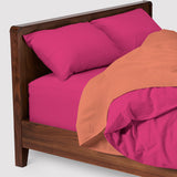 super sleep set | cosmetic | wood bed | bedface