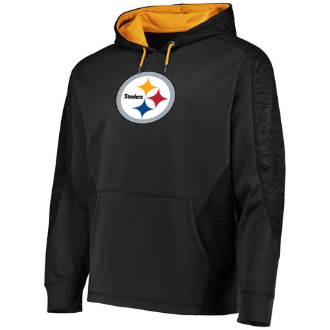 Pittsburgh Steelers NFL Armor Fleece Hoodie