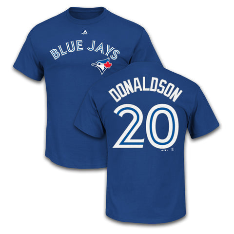 Toronto Blue Jays Josh Donaldson Player T-Shirt