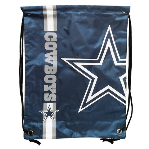 Dallas Cowboys Big Logo Drawstring Bag