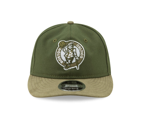 Boston Celtics NBA Tonal Choice Retro 9FIFTY Cap