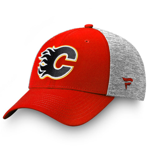 Calgary Flames NHL Locker Room Participant Flex Cap