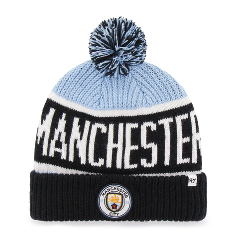 Manchester City F.C. EPL City Cuffed Knit Toque