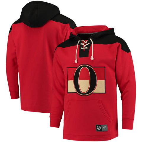 Ottawa Senators NHL Breakaway Color Block Hoodie