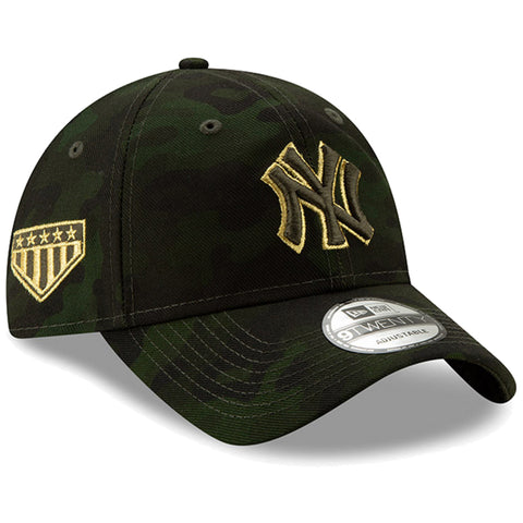 New York Yankees MLB 9TWENTY Armed Forces Day Cap