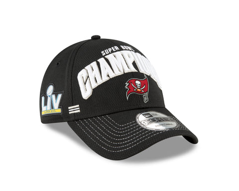 Unisex Tampa Bay Buccaneers NFL Super Bowl LV Champions Locker Room 9FORTY Cap