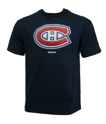 Montreal Canadiens Face Off High End Mascot T-Shirt