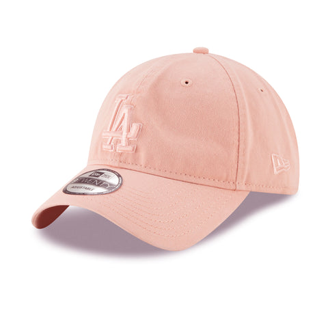Women's Los Angeles Dodgers MLB Core Classic Tonal Pink 9TWENTY Cap