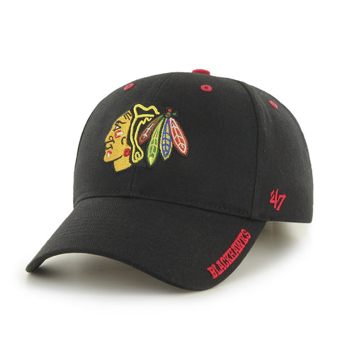 Chicago Blackhawks Frost Youth Cap