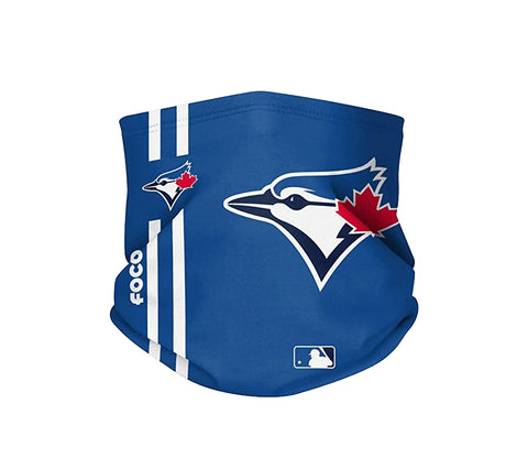 Unisex Toronto Blue Jays Double Layer Gaiter Scarf