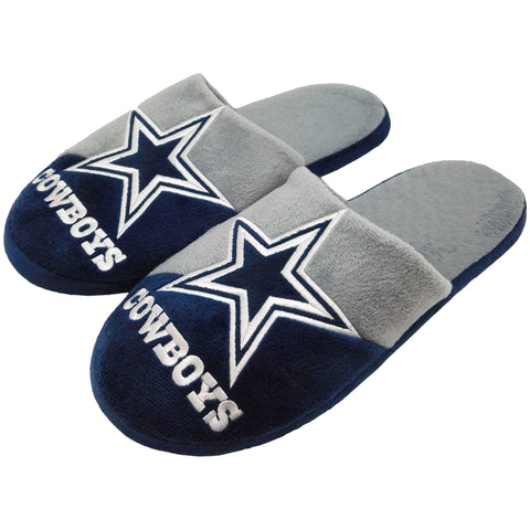 Dallas Cowboys NFL Big Logo Slippers