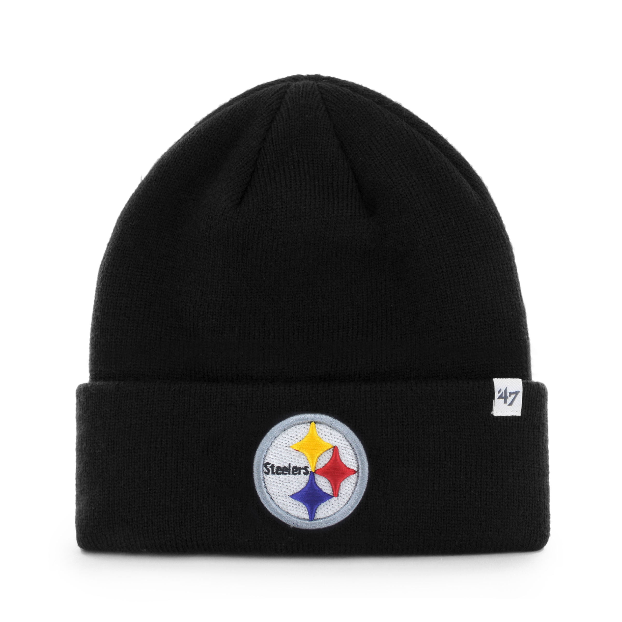 d144c05d5d5 Pittsburgh Steelers NFL Raised Cuffed Knit Beanie – Sport Army