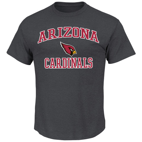 Arizona Cardinals NFL Heart and Soul III T-Shirt