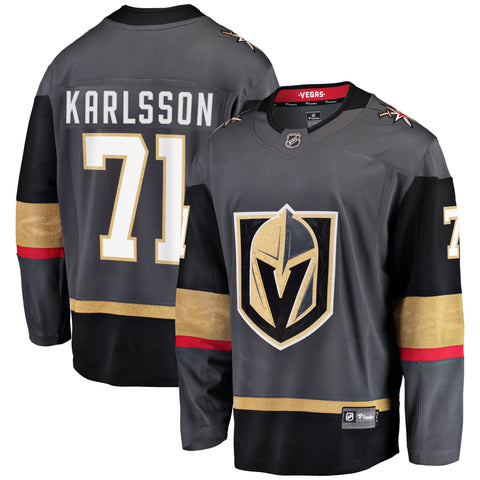 William Karlsson Vegas Golden Knights NHL Fanatics Breakaway Home Jersey