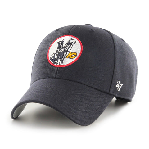 NHL Kansas City Scouts Basic 47 MVP Cap