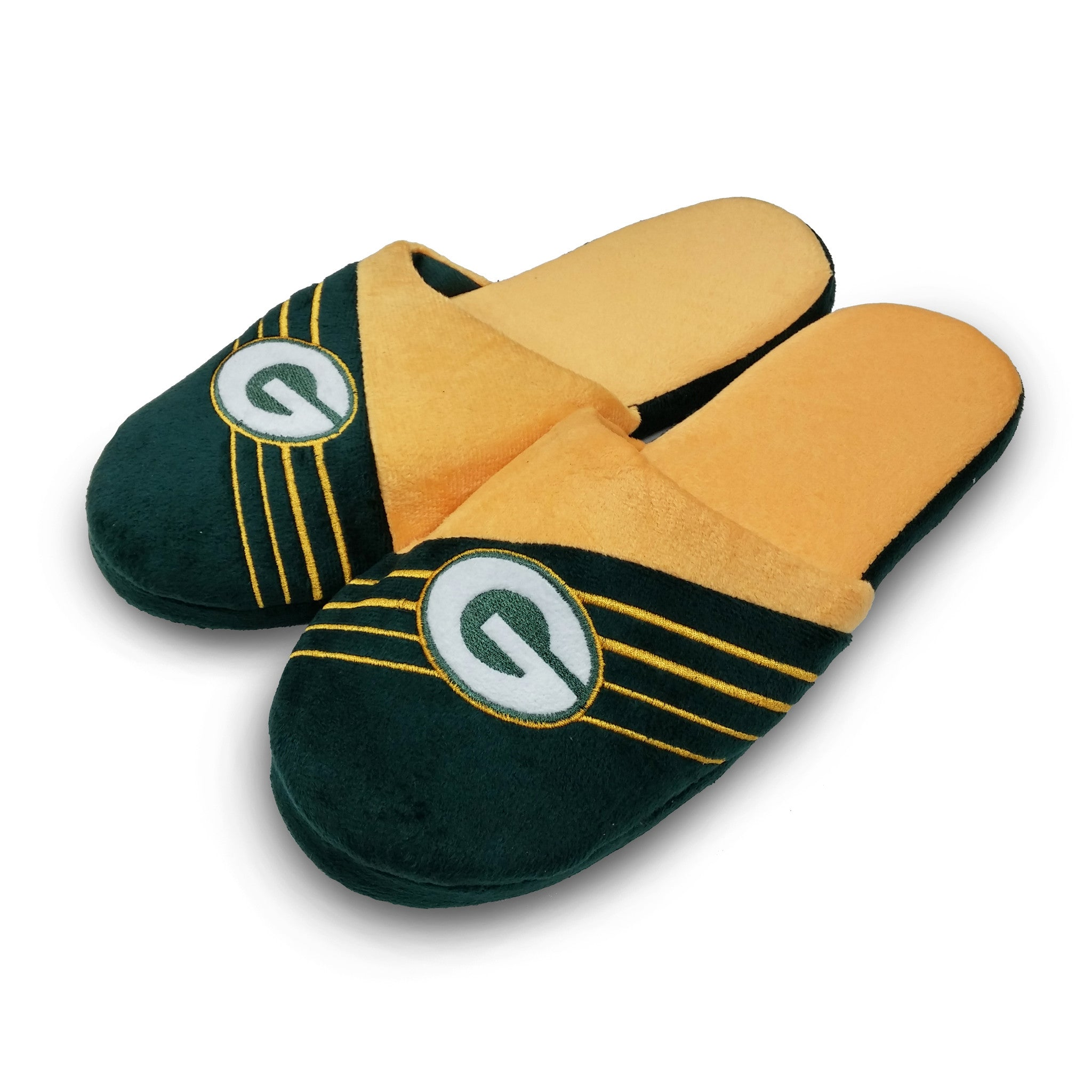 b9745d2874d Green Bay Packers Men s Big Logo Slippers – Sport Army