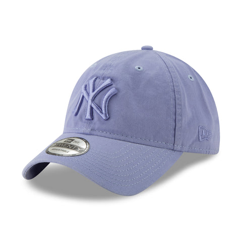 New York Yankees MLB Core Classic 9TWENTY Lavender Tonal Cap