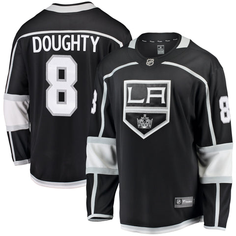 Drew Doughty Los Angeles Kings NHL Fanatics Breakaway Home Jersey