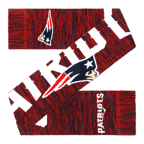 New England Patriots NFL Color Blend Scarf