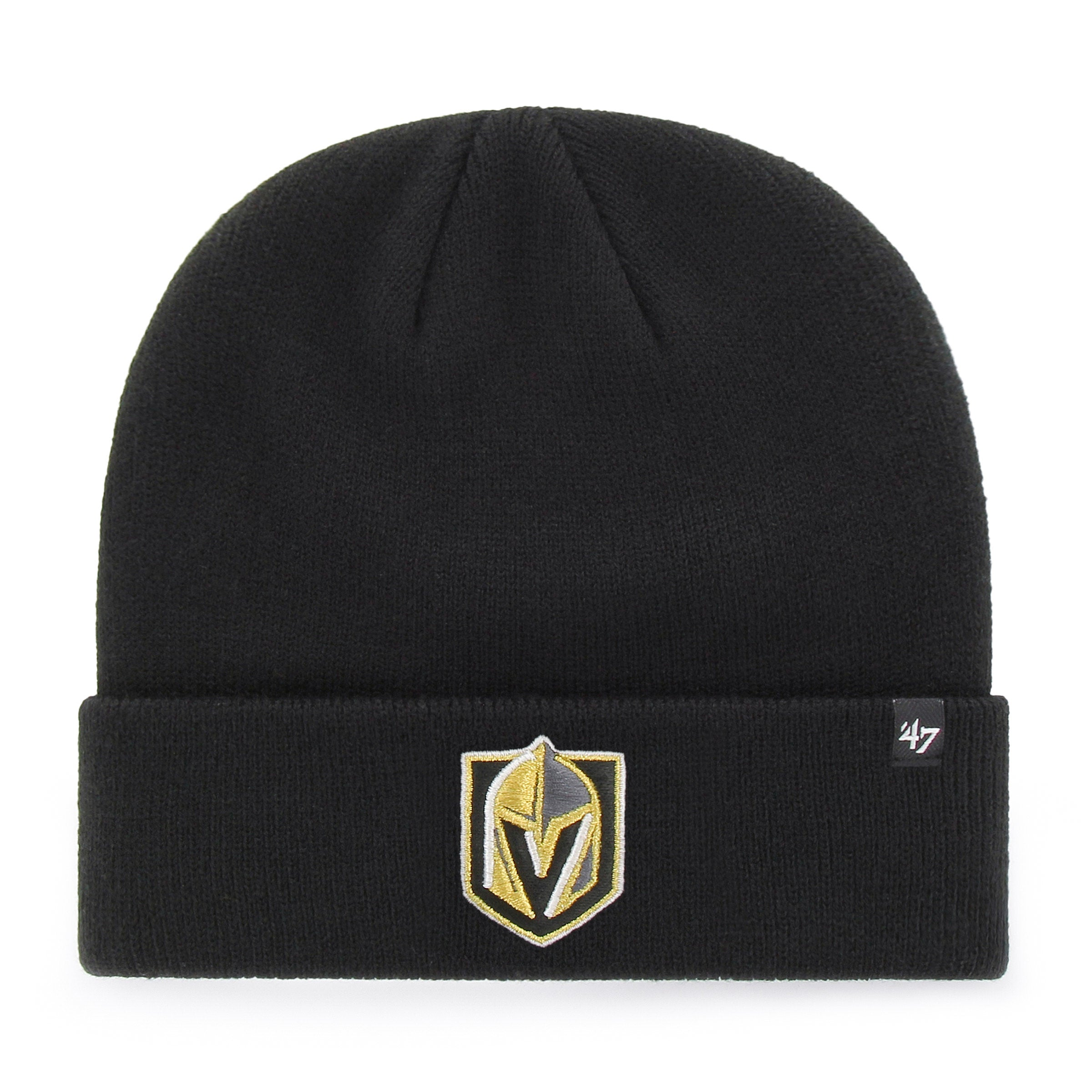 f704a540e9c Vegas Golden Knights NHL Raised Cuffed Knit Beanie – Sport Army