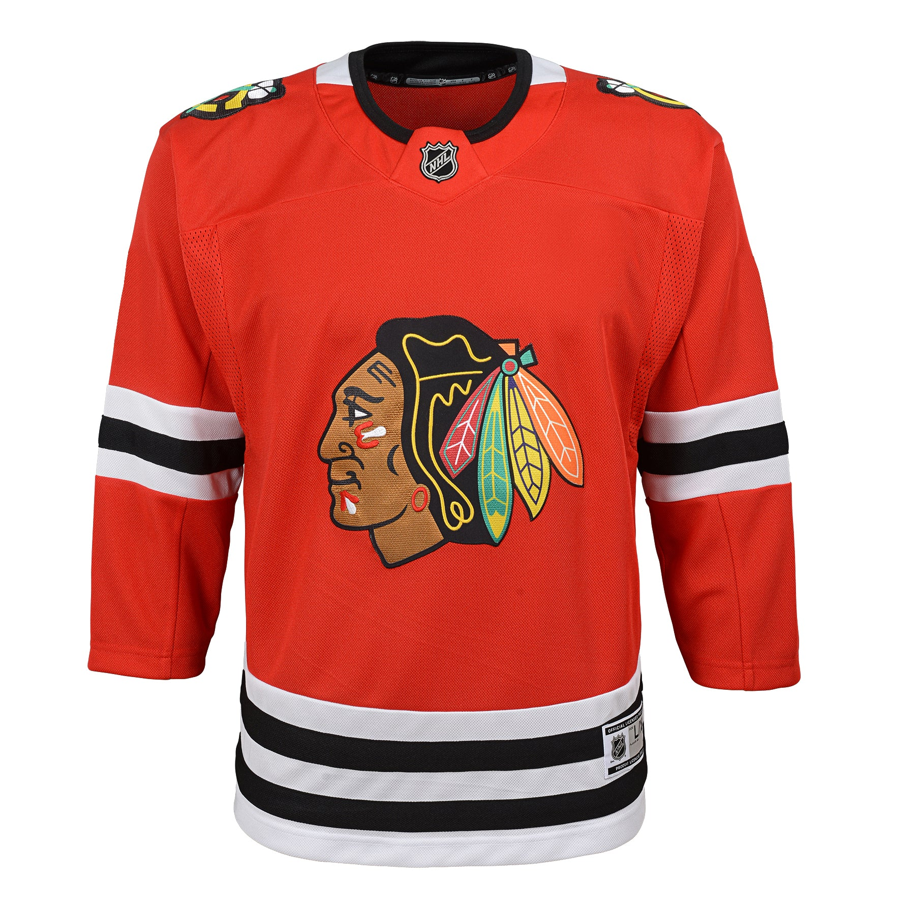097c06a87 Youth Chicago Blackhawks Premier Team Color Jersey – Sport Army