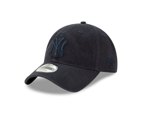 New York Yankees MLB Core Classic Black On Black 9TWENTY Cap