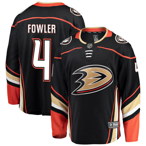 Cam Fowler Anaheim Ducks NHL Fanatics Breakaway Home Jersey