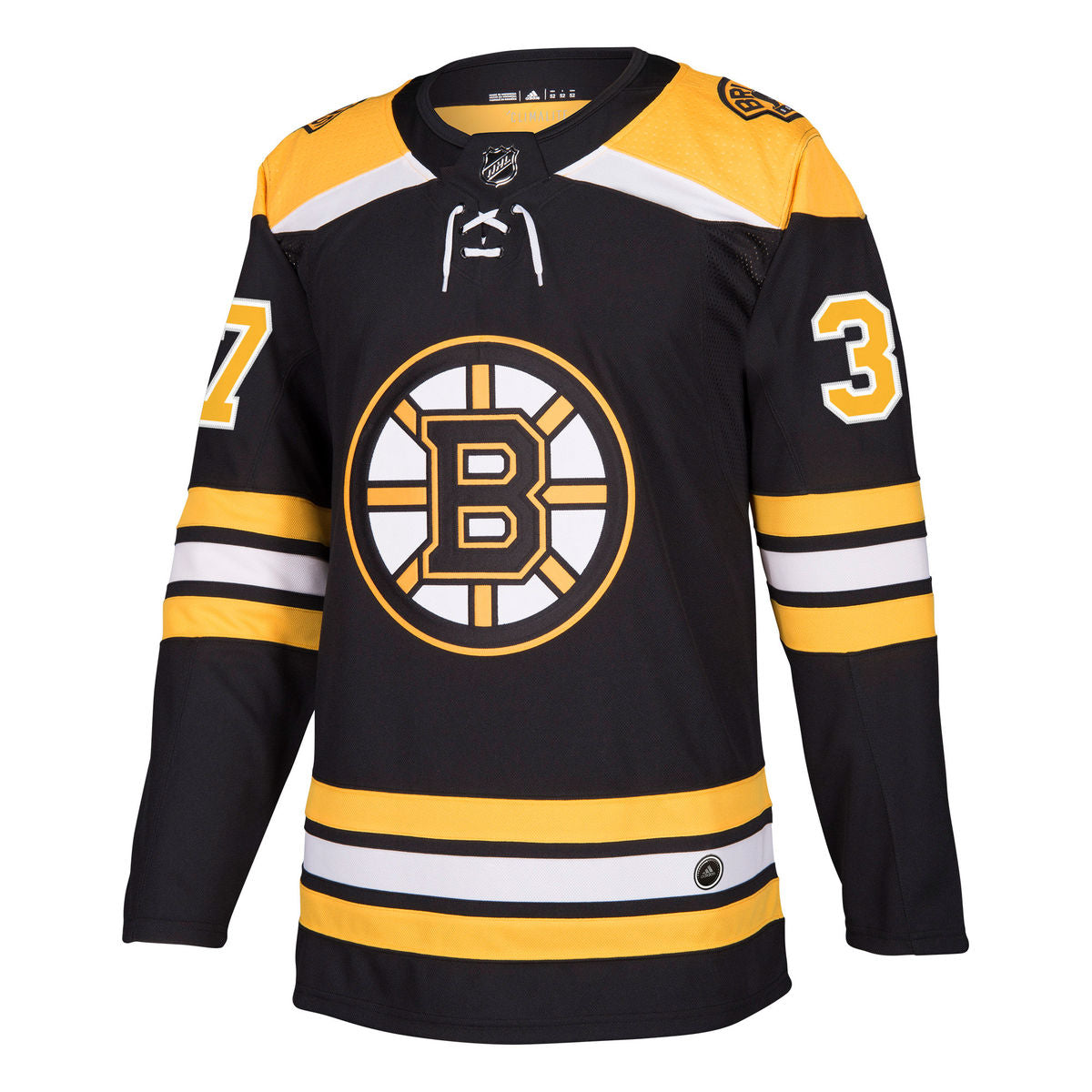 separation shoes ca897 afb2a Boston Bruins Zdeno Chara NHL Authentic Pro Home Jersey