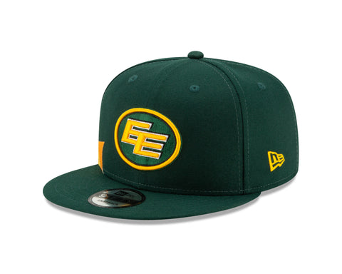 Men's Edmonton Eskimos CFL On-Field Sideline 9FIFTY Cap