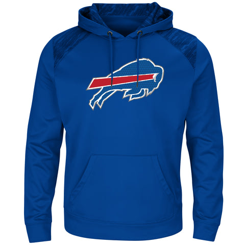 Buffalo Bills Armor Synthetic Hoodie