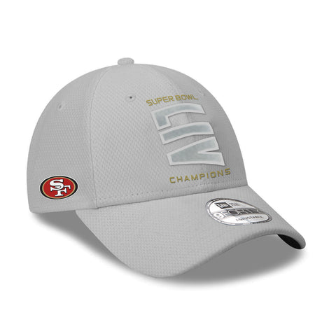 Men's San Francisco 49ers 2019 NFL Super Bowl LIV Parade 9FORTY Cap