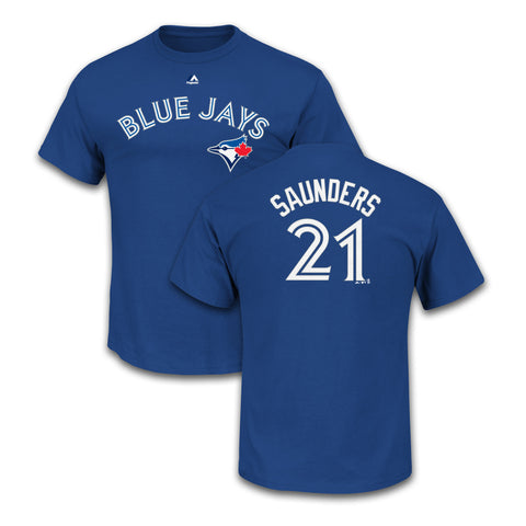 Toronto Blue Jays Michael Saunders Player T-Shirt