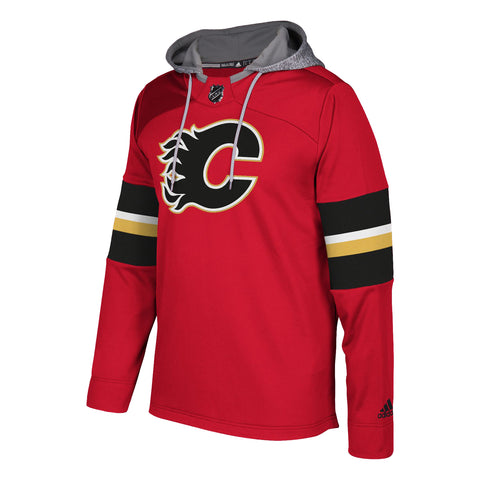 Calgary Flames Authentic Jersey Hood