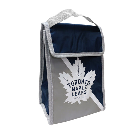 Toronto Maple Leafs NHL 2-Tone Velcro Lunch Bag