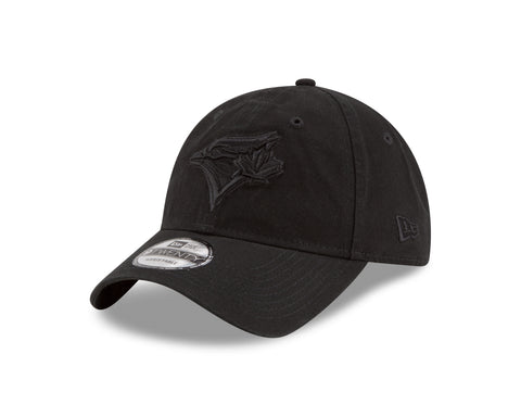 Men's Toronto Blue Jays MLB Core Classic Tonal Black 9TWENTY Cap