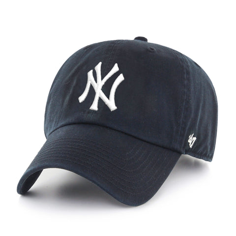 Men's New York Yankees MLB Team Clean Up  Cap