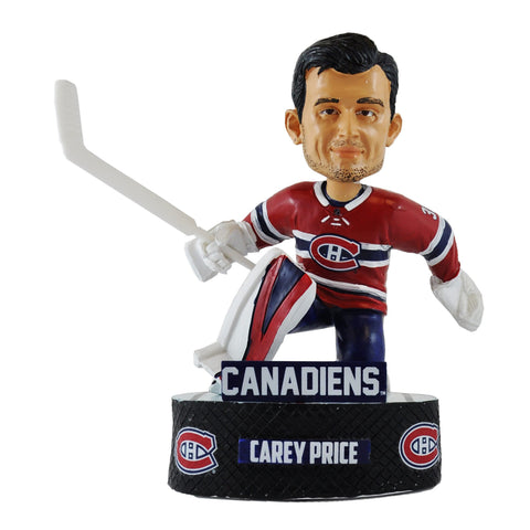 Carey Price Montreal Canadiens NHL Baller Player Bobblehead