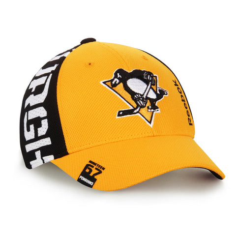 Pittsburgh Penguins NHL Center Ice Draft Cap