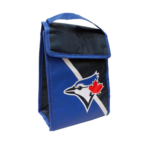 Toronto Blue Jays MLB 2-Tone Velcro Lunch Bag