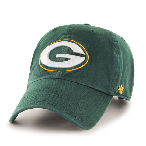 Green Bay Packers NFL Clean Up Team Cap