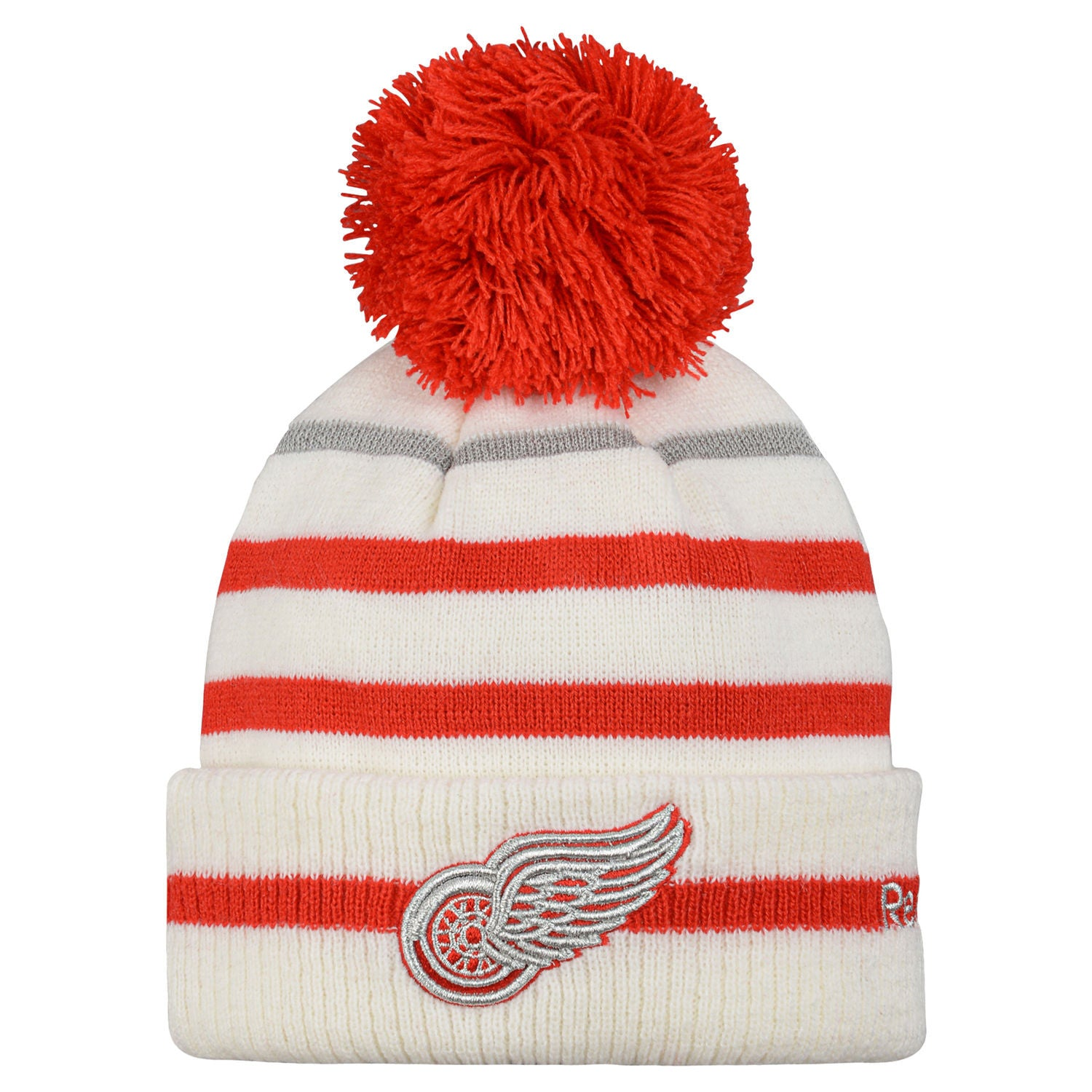 ccc1a534 Detroit Red Wings Centennial Classic Cuffed Pom Knit – Sport Army