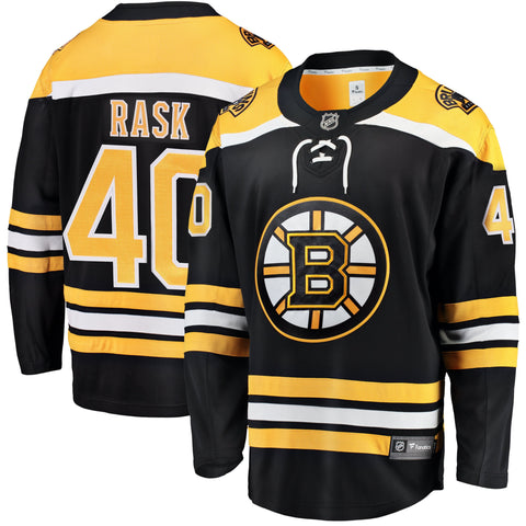 Tuukka Rask Boston Bruins NHL Fanatics Breakaway Home Jersey