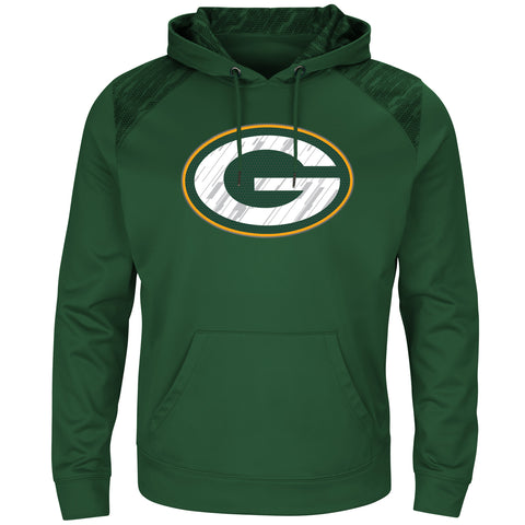 Green Bay Packers Armor Synthetic Hoodie