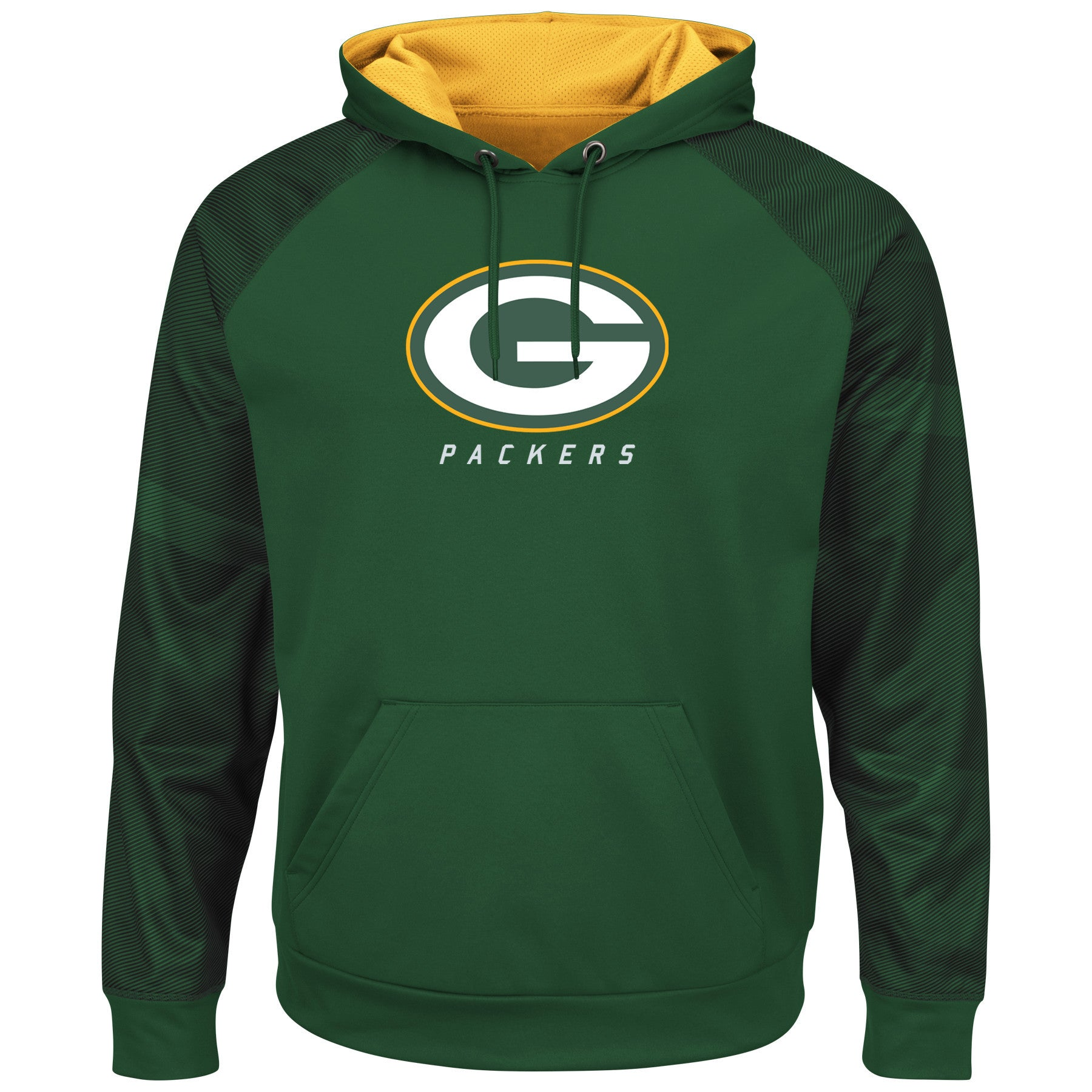 Green Bay Packers Armor II Synthetic Hoodie – Sport Army 1886626ec